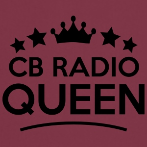 cb radio queen stars - Cooking Apron