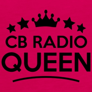 cb radio queen stars - Women's Premium Tank Top