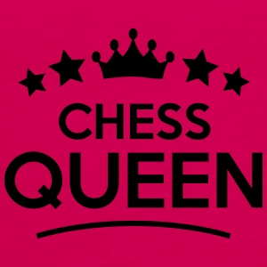 chess queen stars - Women's Premium Tank Top