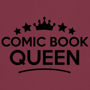 comic book queen stars - Cooking Apron
