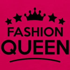 fashion queen stars - Women's Premium Tank Top