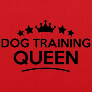 dog training queen stars - Tote Bag