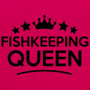 fishkeeping queen stars - Frauen Premium Tank Top