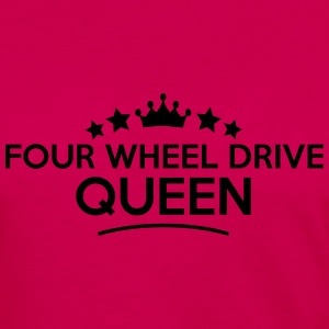 four wheel drive queen stars - Women's Premium Longsleeve Shirt