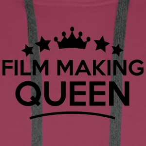 film making queen stars - Männer Premium Hoodie