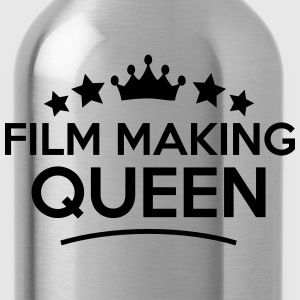 film making queen stars - Water Bottle