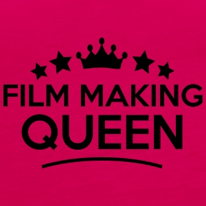 film making queen stars - Frauen Premium Tank Top