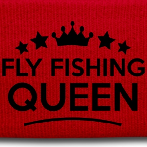 fly fishing queen stars - Winter Hat