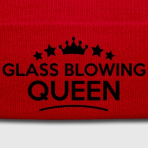 glass blowing queen stars - Winter Hat