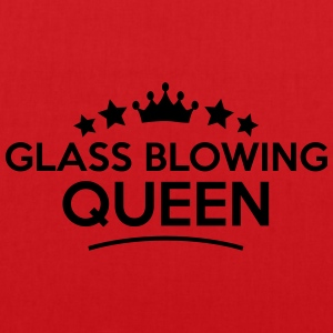 glass blowing queen stars - Tote Bag