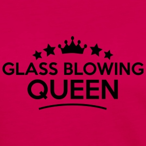 glass blowing queen stars - Women's Premium Longsleeve Shirt