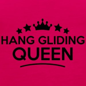 hang gliding queen stars - Frauen Premium Tank Top