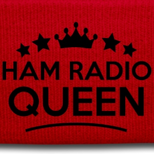 ham radio queen stars - Winter Hat