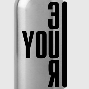 Ä_YOU_YA T-Shirts - Trinkflasche