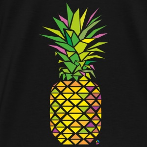 AD Pineapple Hoodies & Sweatshirts - Men's Premium T-Shirt
