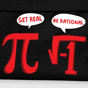 MATHS GET REAL - MATHE IS SCHEISSE Pullover & Hoodies - Kinder Rucksack