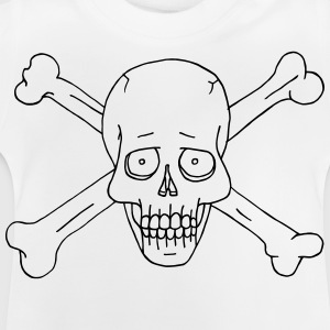 Jolly Roger Scull Shirts - Baby T-Shirt
