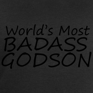 world's most badass godson T-Shirts - Men's Sweatshirt by Stanley & Stella