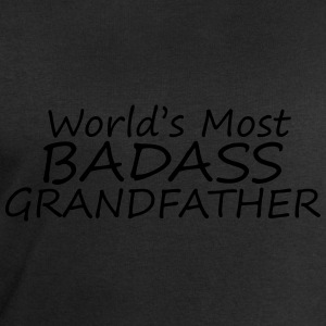 world's most badass grandfather T-Shirts - Men's Sweatshirt by Stanley & Stella