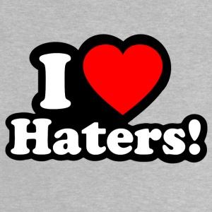 I LOVE HATERS - I LOVE ENVY Shirts - Baby T-shirt