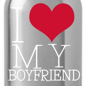 i love my boy Sweaters - Drinkfles