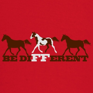 Paint Horse - Be different T-Shirts - Baby Long Sleeve T-Shirt