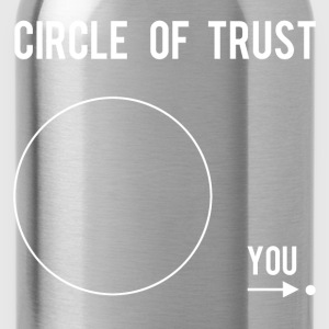 Circle of trust Shirts - Water Bottle