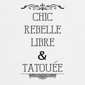 tattoo 01  - Tablier de cuisine