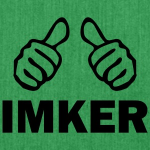 imker T-Shirts - Schultertasche aus Recycling-Material