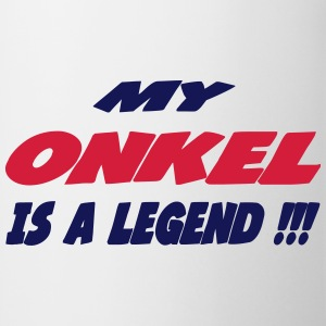 My onkel is a legend 222 T-Shirts - Tasse