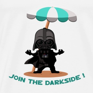 Join the Darkside ! Tops - Camiseta premium hombre