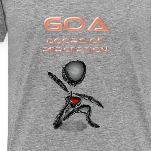 Goa is Life Tops - Männer Premium T-Shirt