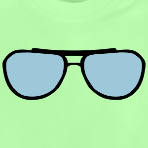 24065 Form Sonnenbrille T-Shirts - Baby T-Shirt
