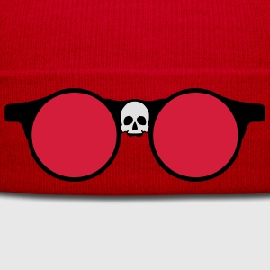 Sunglasses skull dead head shape 24064 T-Shirts - Winter Hat