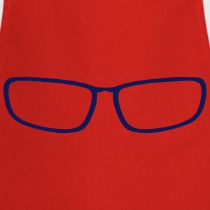 Sunglasses shape 2406 T-Shirts - Cooking Apron