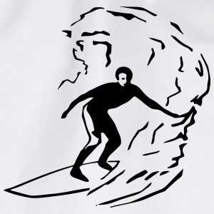 Wave & Surfing T-shirts - Gymtas