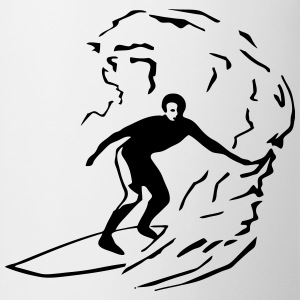 Wave & Surfing T-shirts - Mok