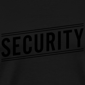 Security Tops - Männer Premium T-Shirt