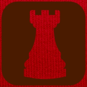 Piece chess tower icon 1706 T-Shirts - Winter Hat