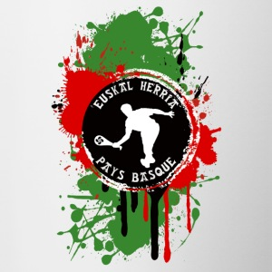 basque sport and tradition 06 Tee shirts - Tasse