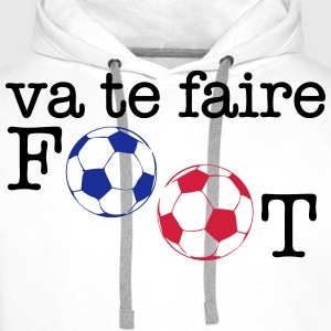 So Foot !!! - Sweat-shirt à capuche Premium pour hommes