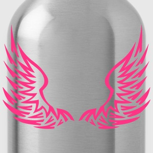 Wing angel 4062 T-Shirts - Water Bottle