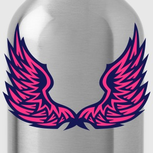 Wing angel  406 T-Shirts - Water Bottle