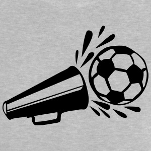 football soccer old Voice-over Shirts - Baby T-Shirt