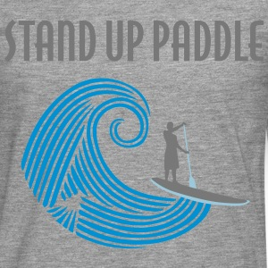 STAND UP PADDLE - T-shirt manches longues Premium Homme
