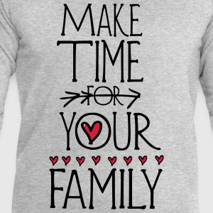 make time for your family Men's T-Shirt - Men's Sweatshirt by Stanley & Stella