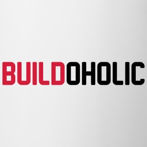buildoholic T-Shirts - Mug
