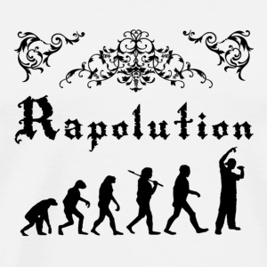 Rap Evolution Overig - Mannen Premium T-shirt