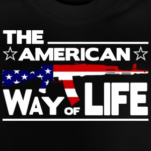 THE AMERICAN WAY Shirts met lange mouwen - Baby T-shirt