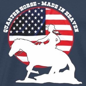 horse Tops - Men's Premium T-Shirt